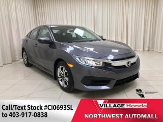 Used 2018 Honda Civic SEDAN LX for sale in Calgary, AB