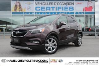 Used 2018 Buick Encore Essence for sale in St-Léonard, QC
