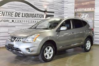 Used 2013 Nissan Rogue SE+AWD+TOIT OUVRANT for sale in Laval, QC
