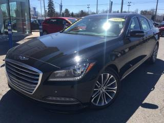 Used 2015 Hyundai Genesis 3.8 LUXURY, AWD for sale in Blainville, QC