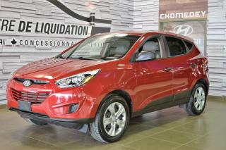 Used 2014 Hyundai Tucson GL+GR ELECTRIQUE+A/C for sale in Laval, QC