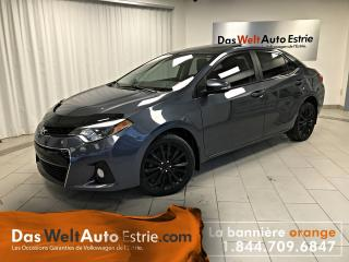 Used 2015 Toyota Corolla S, Gr. Electrique for sale in Sherbrooke, QC