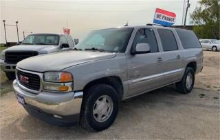 Used 2005 GMC Yukon XL SLE for sale in Brunkild, MB