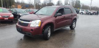 Used 2009 Chevrolet Equinox AWD 142k Safetied LS for sale in Madoc, ON