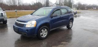 Used 2008 Chevrolet Equinox LS AWD 167k we finance LS for sale in Madoc, ON