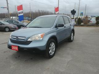 Used 2008 Honda CR-V EX for sale in Barrie, ON
