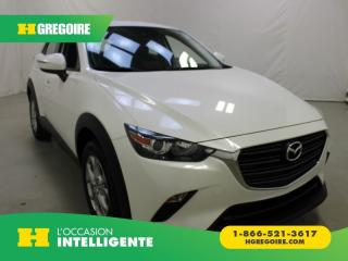 Used 2019 Mazda CX-3 GS AWD MAGS TOIT for sale in St-Léonard, QC