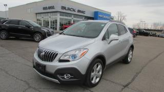 Used 2015 Buick Encore Leather / $158.00 bi-weekly for 72 mths for sale in Arnprior, ON