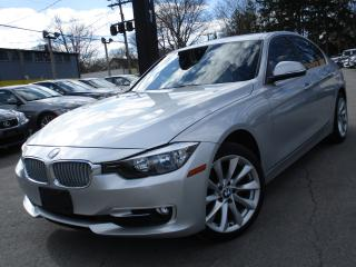 Used 2014 BMW 3 Series 320I XDRIVE~NAVIGATION~SUNROOF~47,000KMS for sale in Burlington, ON