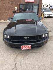Used 2005 Ford Mustang for sale in Kitchener, ON