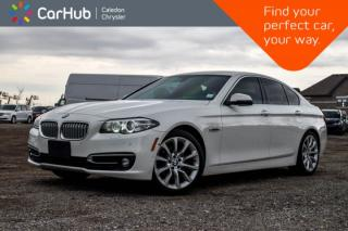 Used 2014 BMW 5 Series 535i xDrive|Navi|Sunroof|Bluetooth|Leather|Heated front Seats|19