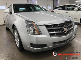 Used 2009 Cadillac CTS for sale in Drummondville, QC