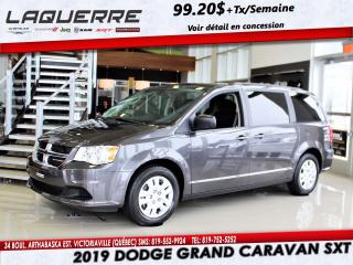 Used 2019 Dodge Grand Caravan SXT for sale in Victoriaville, QC