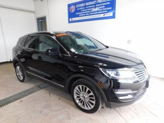 Used 2016 Lincoln MKC Reserve for sale in Listowel, ON