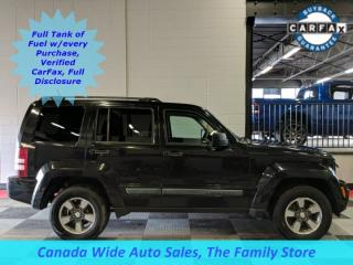 Used 2008 Jeep Liberty 4x4 Sport, Sunroof for sale in Edmonton, AB
