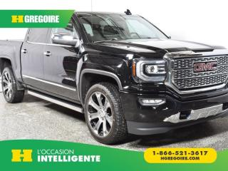Used 2017 GMC Sierra 1500 Denali for sale in St-Léonard, QC