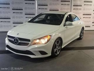 Used 2015 Mercedes-Benz CLA250 4MATIC Coupe for sale in Calgary, AB