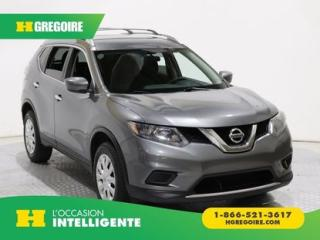 Used 2016 Nissan Rogue S CAMERA DE RECULE for sale in St-Léonard, QC