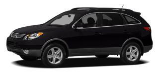 Used 2012 Hyundai Veracruz GL 7 PASSENGER, HEATED SEATS, REAR PARK SENSE, HANDSFREE for sale in Ottawa, ON