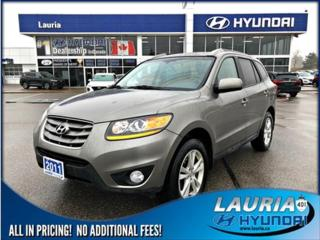 Used 2011 Hyundai Santa Fe for sale in Port Hope, ON
