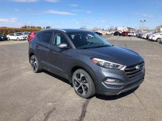 Used 2016 Hyundai Tucson Premium 4x4 for sale in Lévis, QC