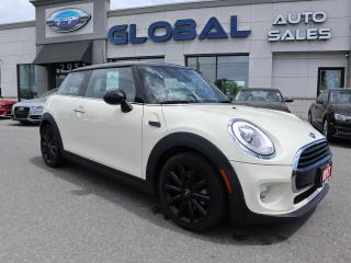 Used 2017 MINI Cooper 3-Door PANOR. ROOF. NAVIGATION ONLY 17 K. for sale in Ottawa, ON