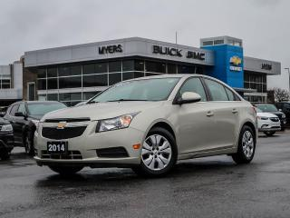 Used 2014 Chevrolet Cruze for sale in Ottawa, ON