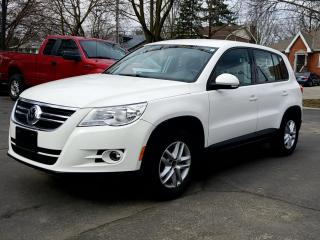 Used 2009 Volkswagen Tiguan 4dr Auto Comfortline 4Motion for sale in Guelph, ON
