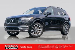 Used 2018 Volvo XC90 T6 Momentum T6 Démo for sale in Montréal, QC
