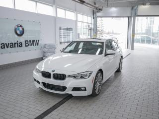 Used 2016 BMW 3 Series 340i xDrive Sedan for sale in Edmonton, AB