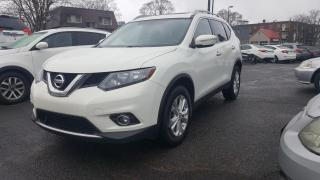 Used 2014 Nissan Rogue Traction intégrale 4 portes SV for sale in Longueuil, QC