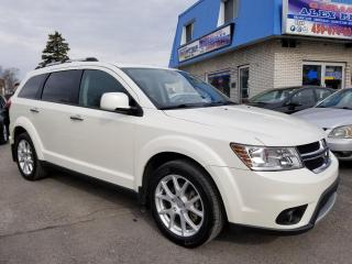 Used 2014 Dodge Journey Traction integrale 4 portes R/T for sale in Longueuil, QC