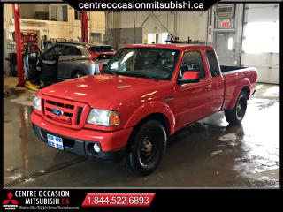 Used 2011 Ford Ranger Cabine Super 2 RM 126 po Sport for sale in St-Jérôme, QC