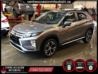 Used 2018 Mitsubishi Eclipse Cross SE TECH S-AWC CAMERA RECULE for sale in St-Jérôme, QC