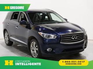 Used 2015 Infiniti QX60 AWD 4DR 7 PASSAGERS for sale in St-Léonard, QC