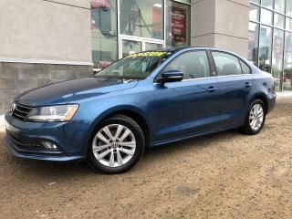 Used 2017 Volkswagen Jetta wolfsburg for sale in Ste-Agathe-des-Monts, QC