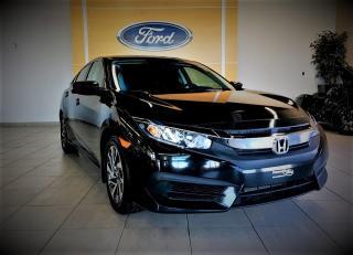 Used 2016 Honda Civic EX - AUTOMATIQUE - MAGS - GARANTIE for sale in Drummondville, QC