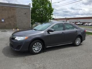 Used 2014 Toyota Camry LE + 4 cyl + Automatique for sale in Drummondville, QC