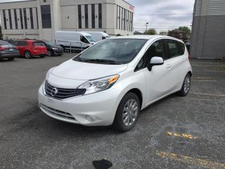 Used 2014 Nissan Versa Note 1.6 SV for sale in Drummondville, QC
