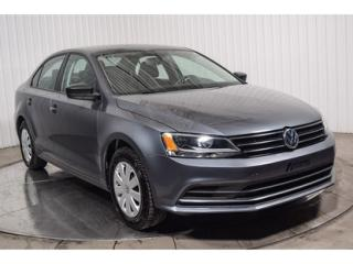 Used 2015 Volkswagen Jetta TRENDLINE CAMÉRA DE for sale in Saint-hubert, QC