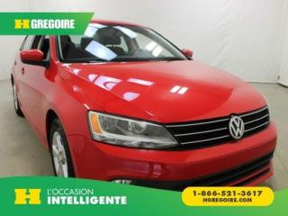 Used 2017 Volkswagen Jetta Trendline for sale in St-Léonard, QC