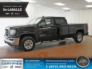 Used 2016 GMC Sierra 1500 Crewcab Awd En for sale in Lasalle, QC