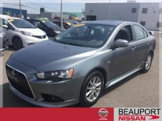 Used 2015 Mitsubishi Lancer SE LIMITED ***TOIT OUVRANT*** for sale in Beauport, QC