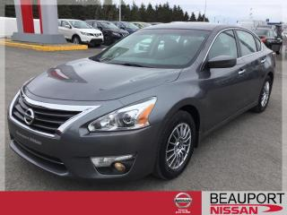 Used 2015 Nissan Altima 2.5 S CVT ***30 000 KM*** for sale in Beauport, QC