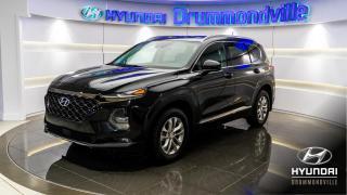 Used 2019 Hyundai Santa Fe ESSENTIAL + DARK CHROME+ SÉCURITÉ + CAMÉ for sale in Drummondville, QC