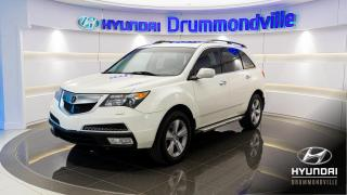 Used 2010 Acura MDX V6 SH-AWD + TOIT + MAGS + CUIR + CAMÉRA for sale in Drummondville, QC