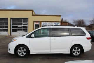 Used 2018 Toyota Sienna LE for sale in Brampton, ON
