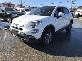 Used 2016 Fiat 500 X Trekking 4 X 4 AUTO for sale in Sherbrooke, QC