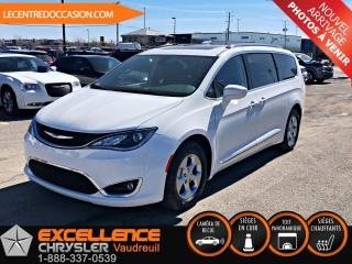 Used 2017 Chrysler Pacifica Touring-L PLUS *CUIR/TOIT* for sale in Vaudreuil-Dorion, QC