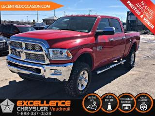 Used 2017 RAM 2500 POWER WAGON LARAMIE 4X4  * CREW CAB *CUI for sale in Vaudreuil-Dorion, QC